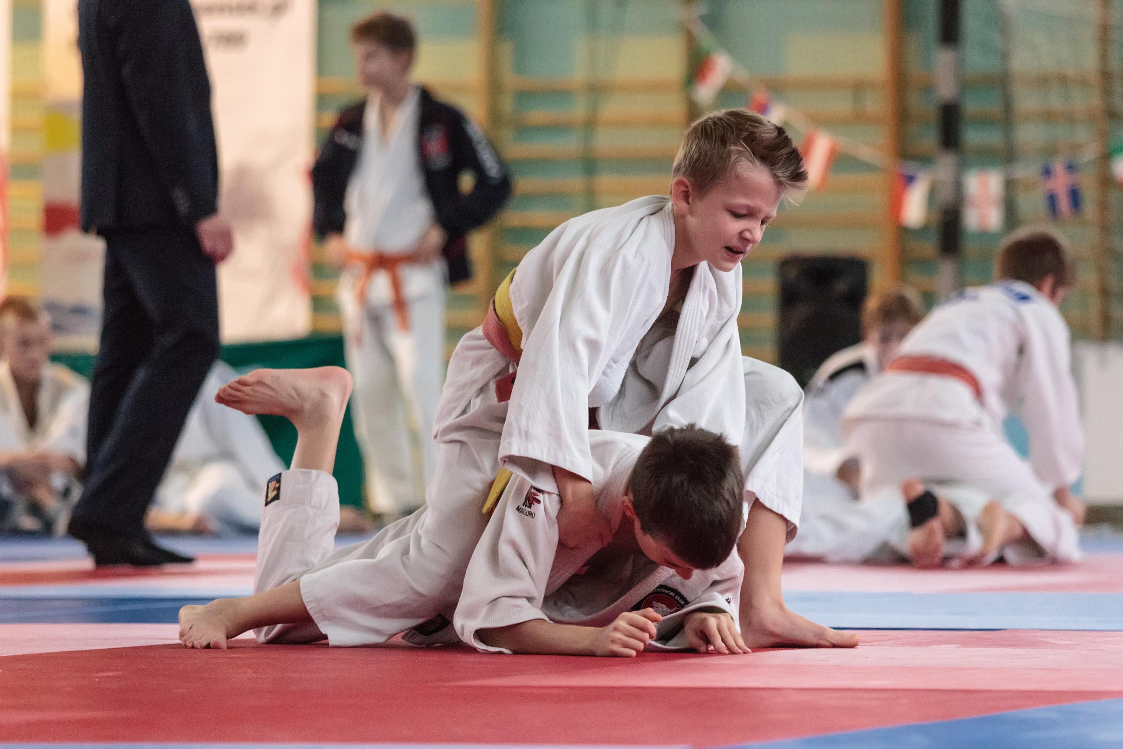 trenig UKS Judo Sensei
